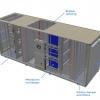 Непрямое водяное охлаждение серверов от Facebook и Nortek – Как это работает?
