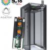 Кратко: Asetek на SC16, первая установка InRackCDU и 8 позиций в рейтинге TOP500