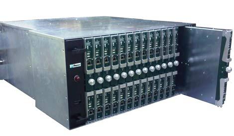 Clustered Systems разместит серверы общей мощностью в 100кВт в одной стойке