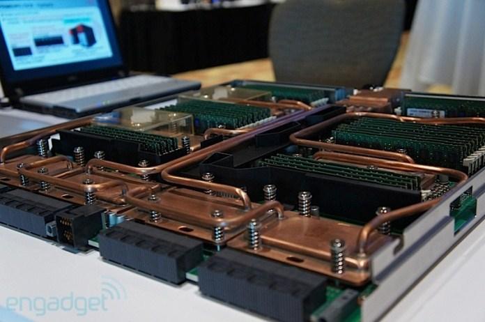 Охлаждение в Fujitsu K Computer