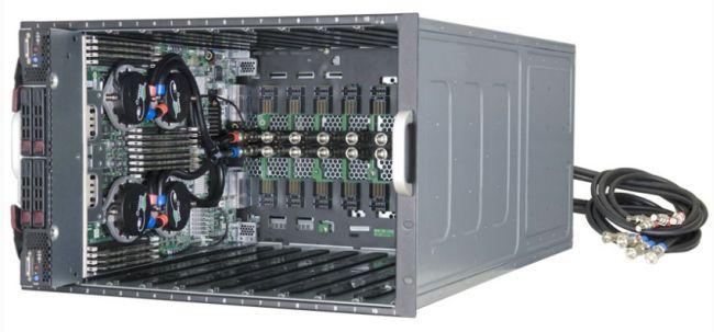 Asetek будет охлаждать сервера с помощью жидкостного охлаждения