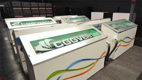 Новый HPC кластер от Supermicro и Green Revolution Cooling