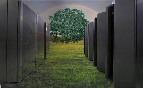 """""""Озеленение"""" дата-центров на законодательном уровне"""