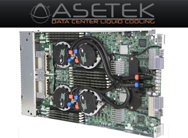 Asetek получила очередной заказ на RackCDU