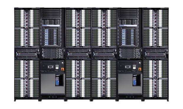 HP Apollo 8000 – серийный суперкомпьютер с жидкостным охлаждением