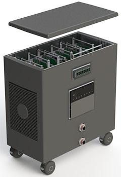 Старт программы «Мобильный суперкомпьютер IMMERS 660M»