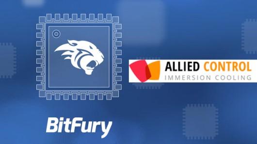 BitFury Group покупает компанию Allied Control