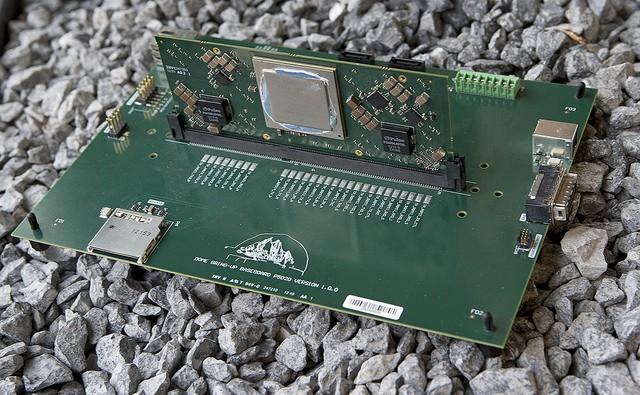 IBM Project Dome: Микросерверы с охлаждением теплой водой