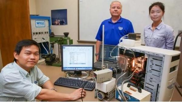 Хладагент Fluorinert Electronic Liquid FC-72 избавит ЦОД от вентиляторов