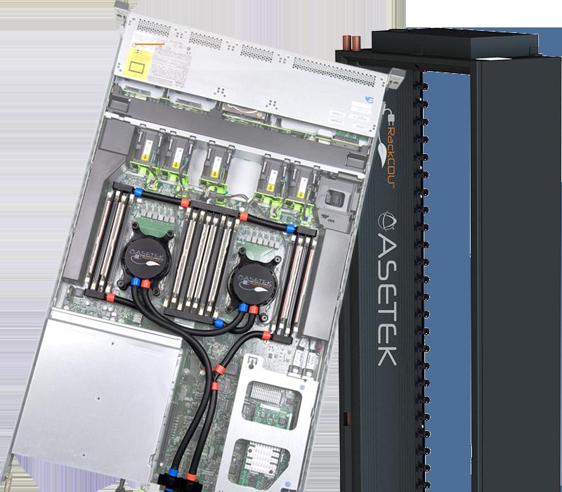 Asetek получила заказ на поставку RackCDU для ИТ-провайдера FORMAT
