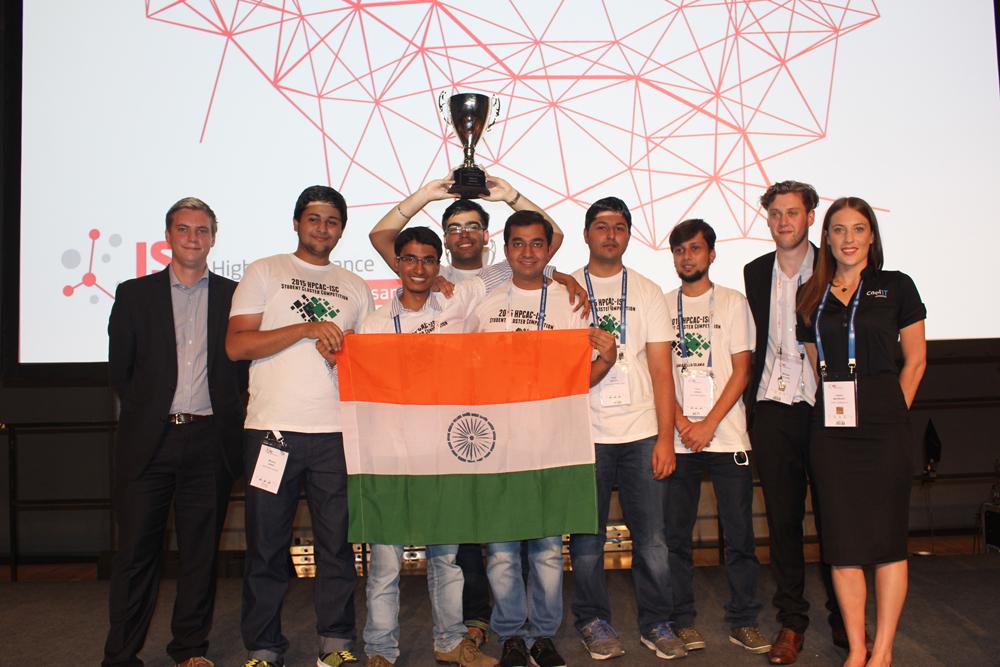 Jamia Millia Islamia University установил рекорд в LINPACK на ISC'15 благодаря CoolIT Systems & Boston Limited