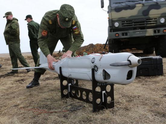 Управление российскими беспилотниками перевели на «силиконовое» охлаждение