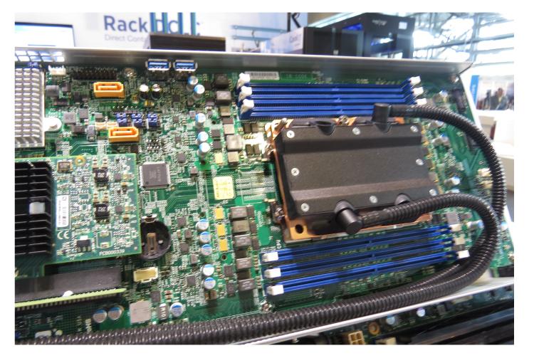 CoolIT Systems покажет новые решения СЖО для HPC и ЦОД на SC15