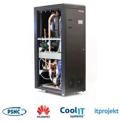 CoolIT Systems поставит жидкостное охлаждение для систем Poznan Supercomputing & Network Center
