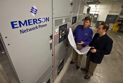 Emerson агитирует за переход на водосберегающие системы охлаждения серверо