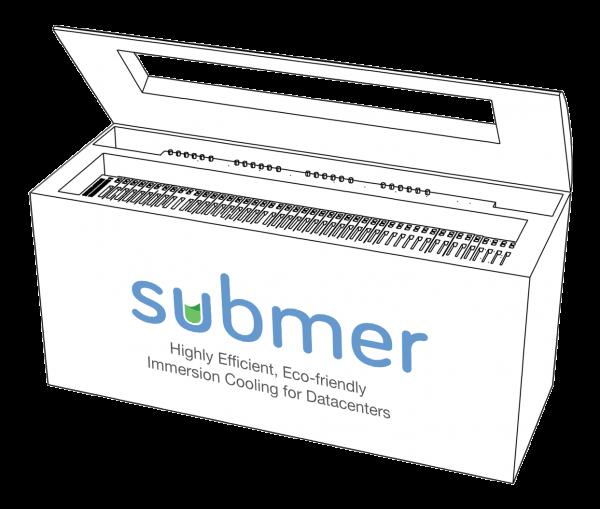 Submer Technologies Pod: Иммерсионное охлаждение в контейнере
