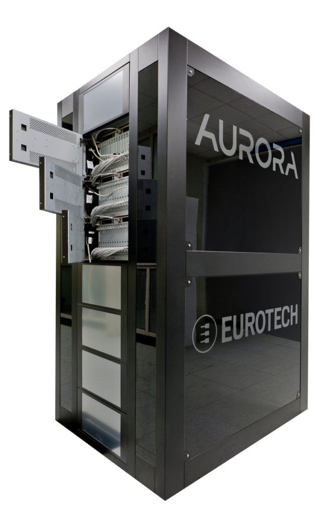 Eurotech представила обновленный Aurora Tigon v4
