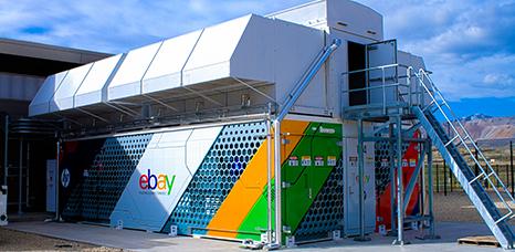 Dell проектирует СЖО для дата-центров eBay
