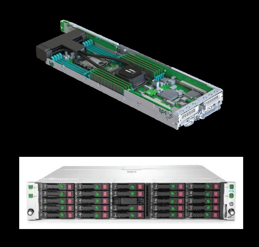 CoolIT Systems охладит разогнанные системы Hewlett Packard Enterprise Apollo 2000