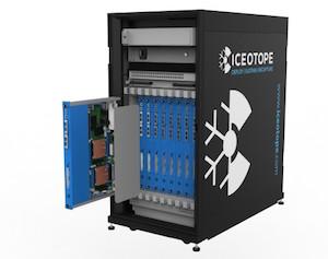 Aqua Cooling разработала систему СЖО для решения Iceotope PetaGen