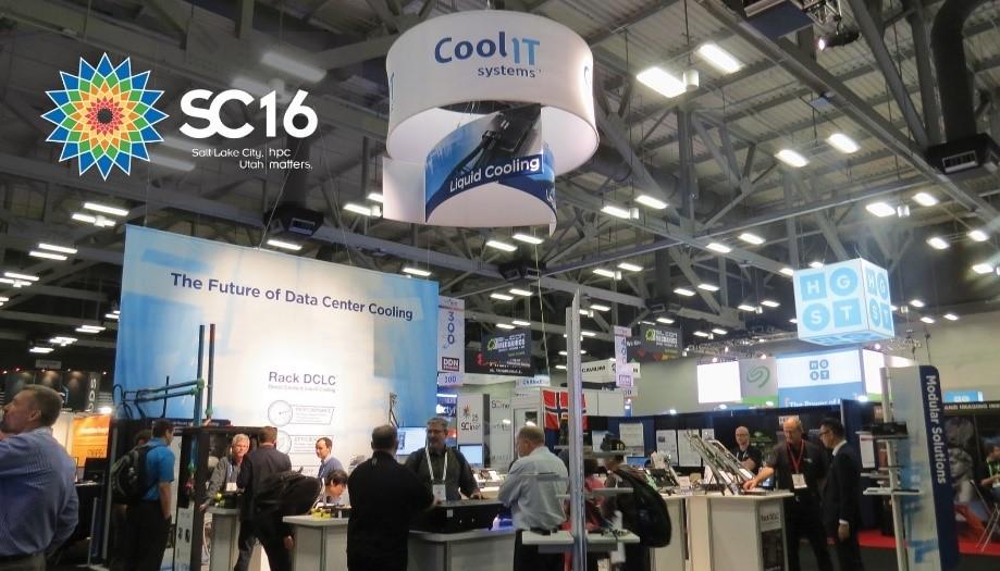 CoolIT Systems на выставке SC16