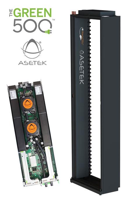 9 строчек рейтинга Green500 принадлежат HPC с СЖО Asetek RackCDU