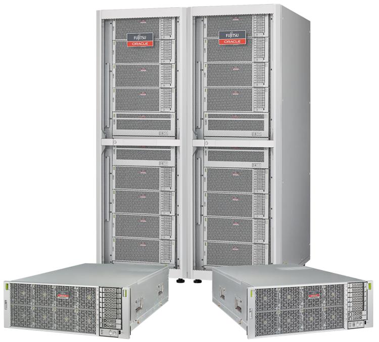Fujitsu представила обновленные сервера серии M12 с жидкостным контуром