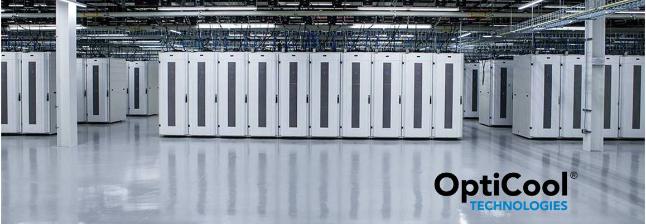 OptiCool предлагает организовать охлаждение серверов с помощью дверей стоек с СЖО