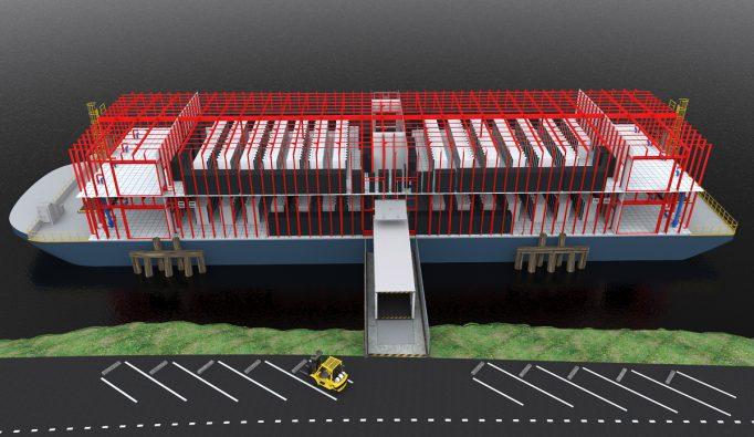 Создатели плавучего ЦОД Nautilus Data Technologies получили инвестиции в 10 млн. $