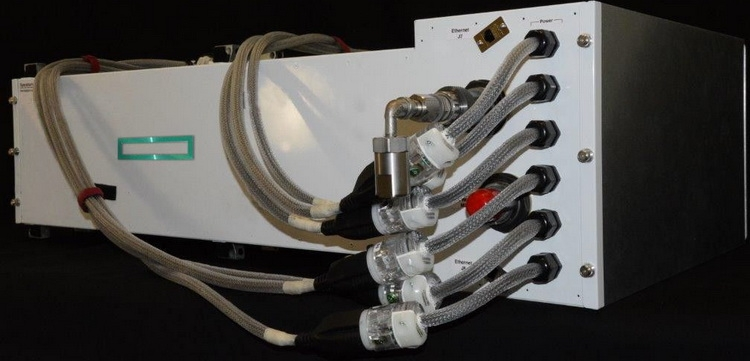 На МКС тестируется суперкомпьютер HPE Spaceborne мощностью 1 терафлопс