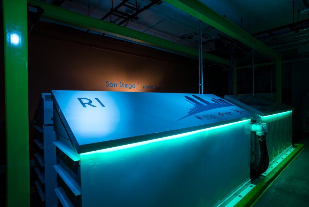 GRС установила фирменную систему иммерсионного охлаждения в Католическом Университете Джона Пола
