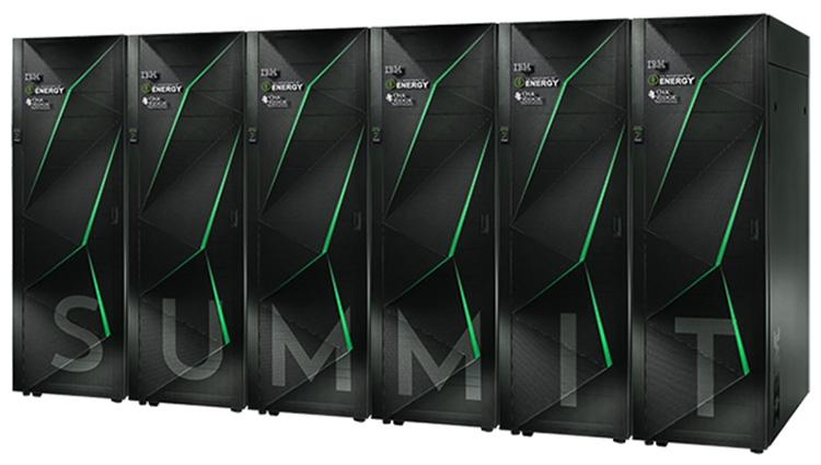 Подробности о будущем лидере рейтинга TOP500 - суперкомпьютере Summit