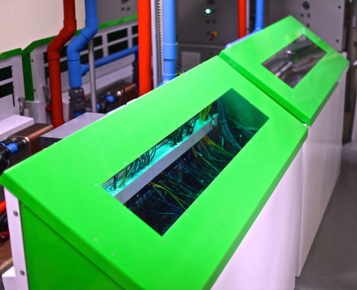 Иммерсионное охлаждение серверов от Midas Green Technologies пользуется спросом