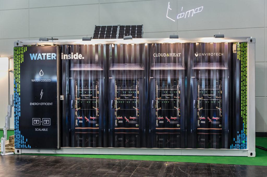 Cloud&Heat Technologies захватывает мировой рынок с помощью «Datacenter in a Box»