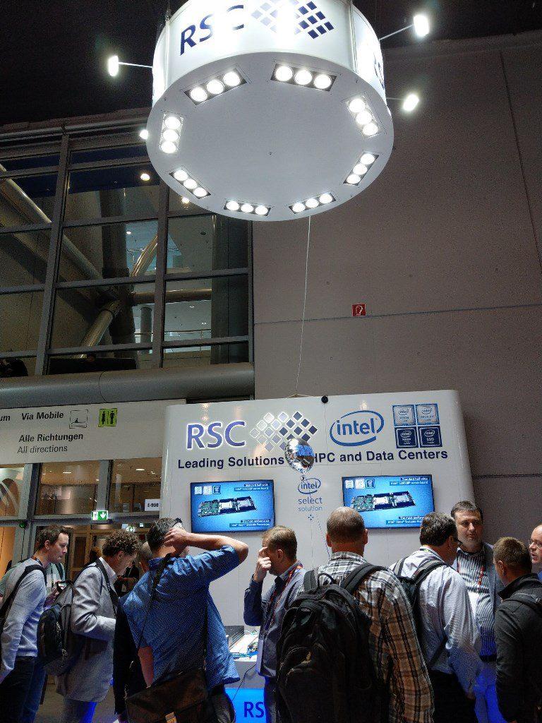 ISC18: РСК представила гиперконвергентное HPC-решение на базе архитектуры «Торнадо»