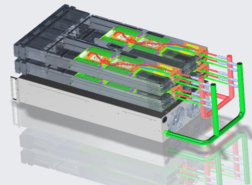 Inspur выпускает новый сервер, оптимизированный для СЖО