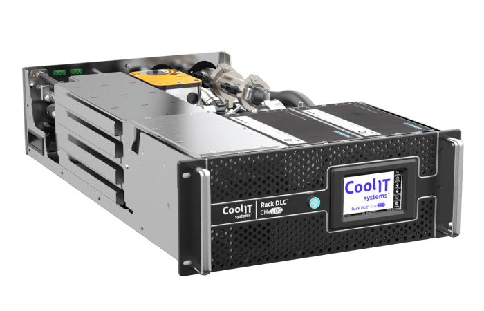 CoolIT Systems CHx200