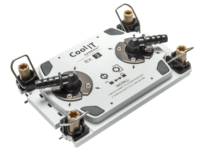 CoolIT Systems RX3