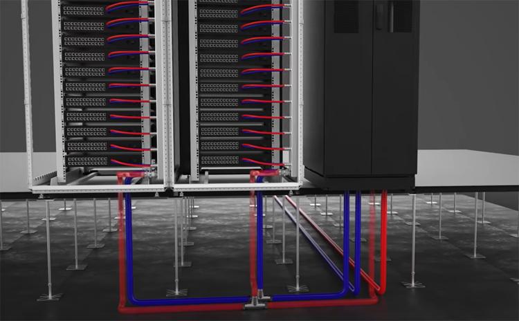 CoolIT Systems и nVent обеспечат дата-центры жидкостным охлаждением